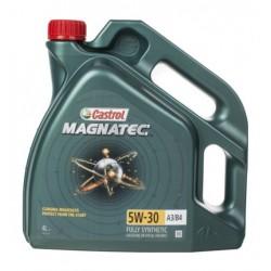 Масло Castrol Magnatec 5W30 А3/В4, SM/CF (4л) синт.